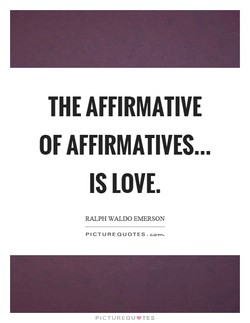 THE AFFIRMATIVE 