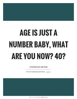 AGE JUST A 
