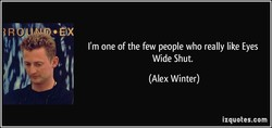 I'm one of the few people who really like Eyes 