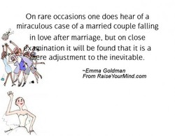 On rare occasions one does hear of a 