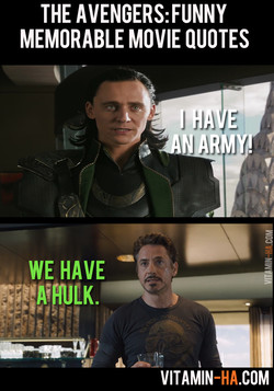 THE AVENGERS: FUNNY 