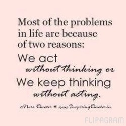 Most of the problems 
