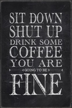 SIT DOWN 