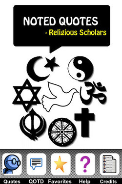 NOTED QUOTES 