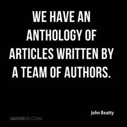 WE HAVE AN 