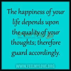 The happiness ofyour 