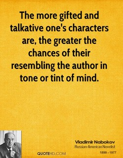 The more gifted and 