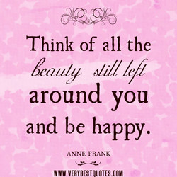 Think of all the 