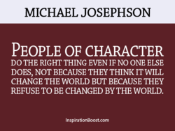 MICHAEL JOSEPHSON 