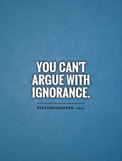 YOU CANT 