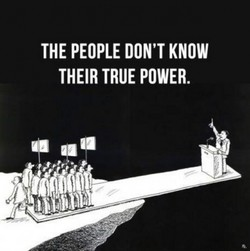 THE PEOPLE DON'T KNOW 