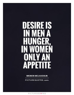 DESIRE IS 