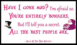 GONE MD? I'm afraid so. 