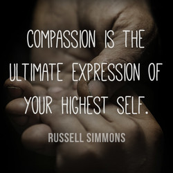 COMPASSION IS THE 