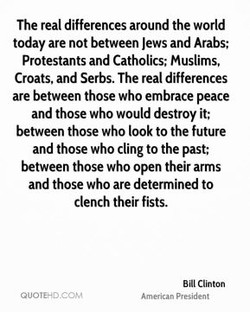 The real differences around the world 
