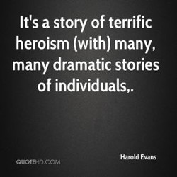 It's a story of terrific 