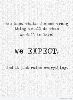 You know what's the one wrong 