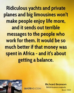 Ridiculous yachts and private 