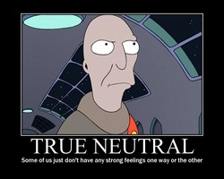 TRUE NEUTRAL 