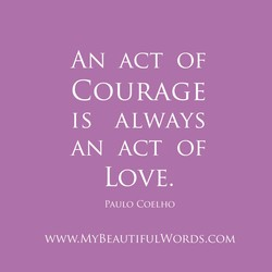 AN ACT OF 
