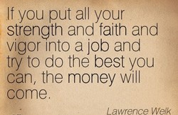 If you put all your 