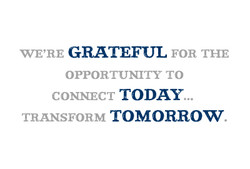 WE RE GRATEFUL 
