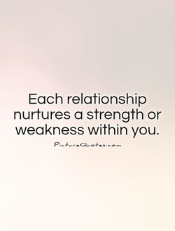 Each relationship 