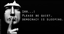 SHH...! 