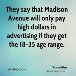 They say that Madison 