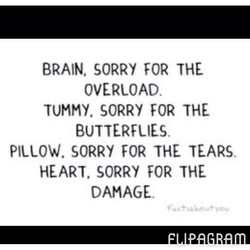 BRAIN. SORRY FOR THE 