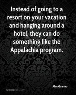 Instead of going to a 