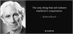 The only thing that will redeem 