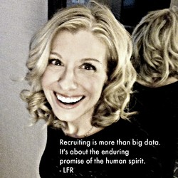 Recruiting is more than big data. 