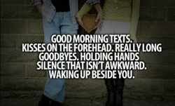 GOOD MORNING TEXTS. 