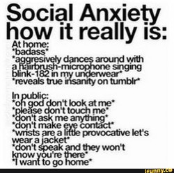 Social Anxiety 