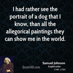 I had rather see the 