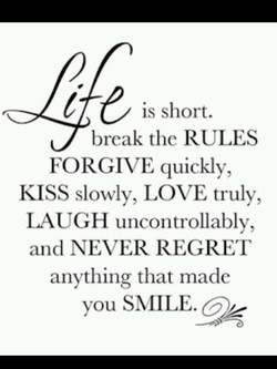 is short. 