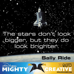 The •stars don't look 