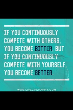 IF YOU CONTINUOUSLY 