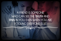 A FRIEND IS SOFIEONÉ 