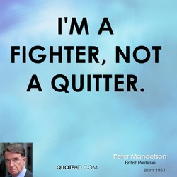 FIGHTER, NOT 