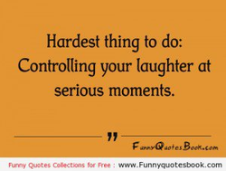 Hardest thing to do: 
