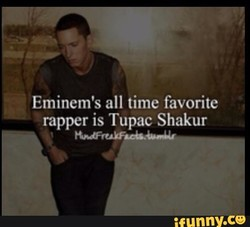 Eminem's all time favorite 