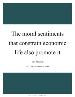 The moral sentiments 