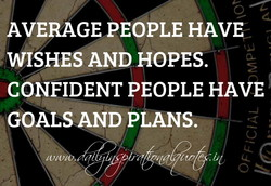 AVERAGE PEOPLE HAVV 