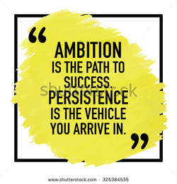 AMBITION 