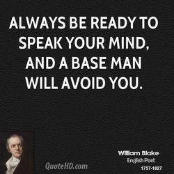 ALWAYS BE READY TO 