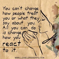 You can' + change 
