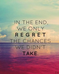 IN THE END, 