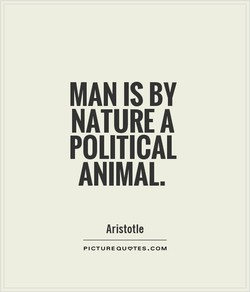 MAN IS BY 
